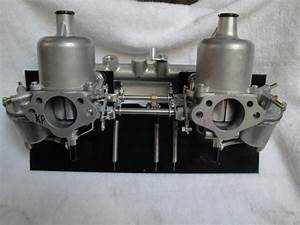 Mgb - Su Dual Hs6 Carburettor  Upgrade From Hs4