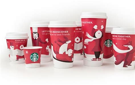Not everyone thinks Starbucks' new holiday cups are so great   Fox News