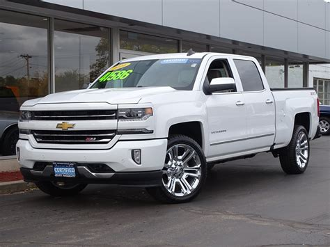 Certified Pre Owned Chevy