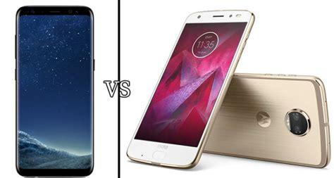 Moto Z2 Force Vs Samsung Galaxy S8 Price In India, Specs
