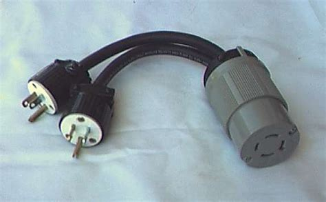 Convert 240v Outlet To 120v