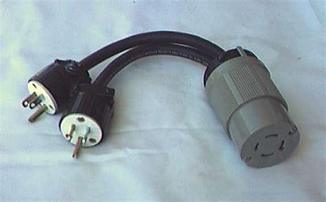 Adapt-y Generator Cord Adaptor