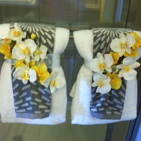 towel folding ideas for bathrooms home design ideas decorative towels for bathroom