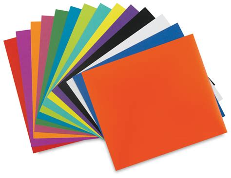 colored card stock paper roylco color cardstock blick materials
