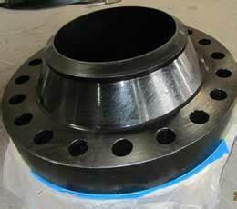 Asme B16 5 Weld Neck Flange Carbon Steel Long And Short