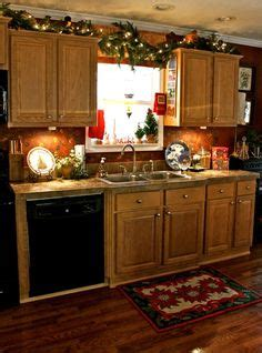 garland above kitchen cabinets the world s catalog of ideas 3735