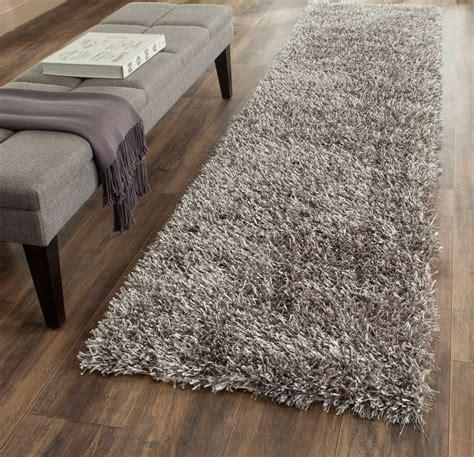 grey shag rug plush pile grey shag rug new orleans collection safavieh
