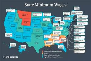 Walmart Pay Grade Chart What Is The Minimum Wage In The Usa Quora