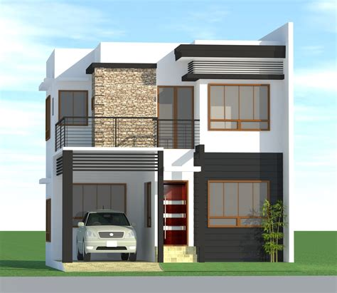 housing designs philippines small modern house and