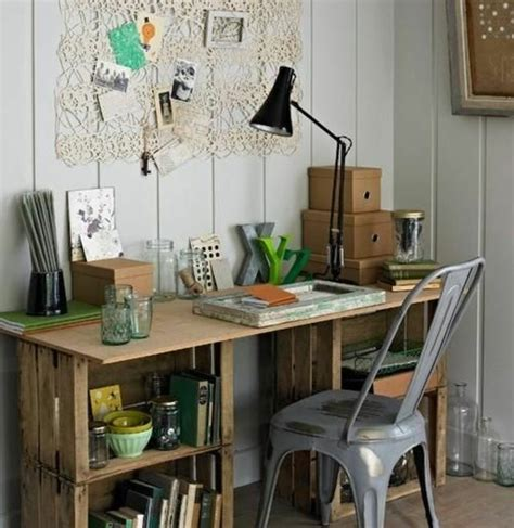 fabriquer un bureau en palette fabriquer un bureau en palette dootdadoo com idées de