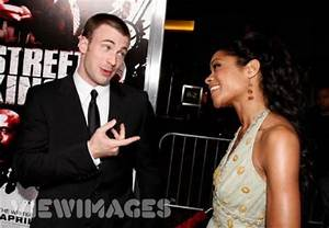 Chris Evans And Naomie Harris Picture1