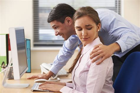 identify report sexual harassment   workplace