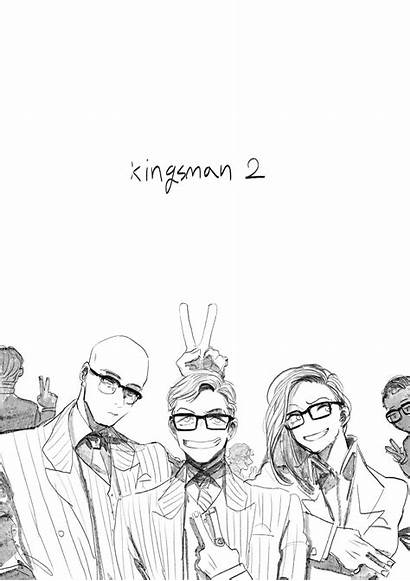 Kingsman Cookson Sophie Secret