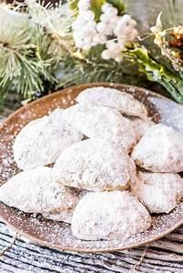 Light Flavored Pecan Meltaway Cookies Homemade Hooplah