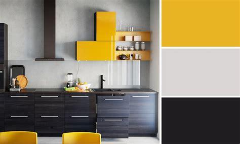 cuisine jaune et noir maitriser votre consommation d énergie avec gdf quelles couleurs se marient avec le jaune