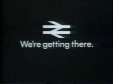 British Rail Advert Youtube