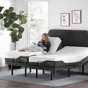 Lucid L300 Adjustable Bed Base With 12 Inch