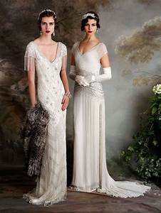 20s inspired wedding dresses for great gatsby wedding With 20s inspired wedding dresses