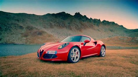 alfa romeo disco volante top gear top gear alfa romeo 4c