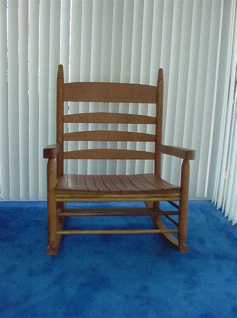 oversized wide wooden rocking chairs for outdoor or