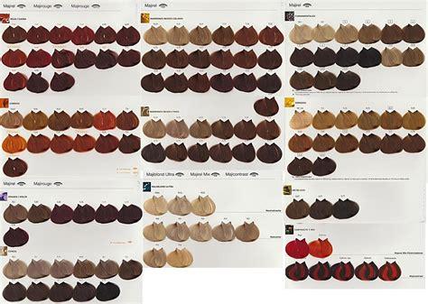 inoa color  hair color formulas  inoa pinterest