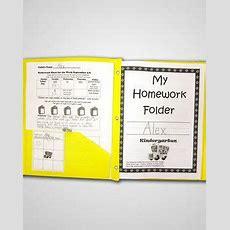 17 Best Ideas About Kindergarten Homework On Pinterest