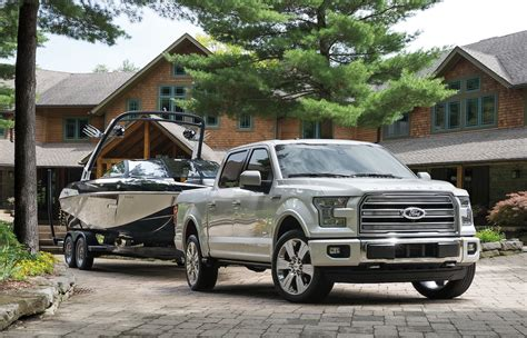 2016 Ford F 150 Limited: Exploring the Limits of Luxury