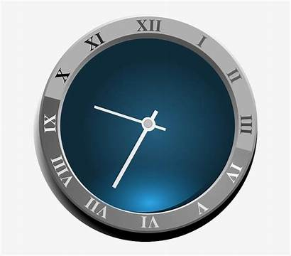 Roman Clock Numerals Hour Dial Clip Antique
