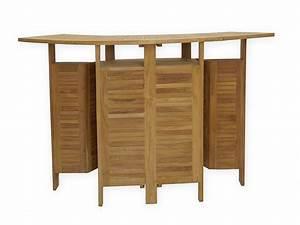 Bar Tische Und Stühle : theke bar tresen aufklappbar aus massivem tehakholz f r haus und garten 3747 tische bartische ~ Bigdaddyawards.com Haus und Dekorationen