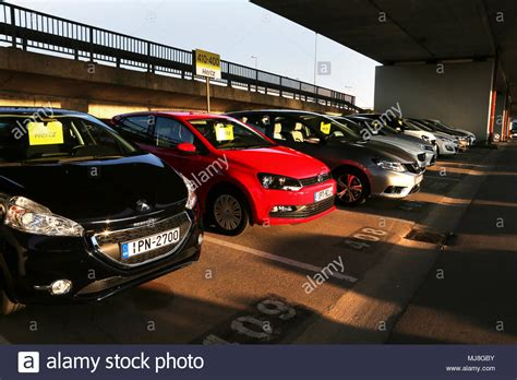 Hertz Rental Cars Stock Photos & Hertz Rental Cars Stock