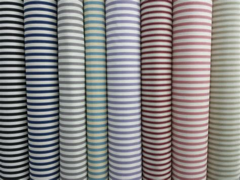 Ticking Upholstery Fabric by Ticking Stripe 100 Cotton Fabric Designer Curtain