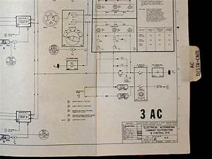 Apollo 13 Flown to the Moon 3-AC Electrical Schematic