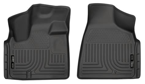 husky weatherbeater all weather floor mats for town