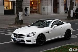 Mercedes 55 Amg : mercedes benz slk 55 amg r172 5 november 2016 autogespot ~ Medecine-chirurgie-esthetiques.com Avis de Voitures