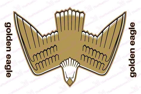 jeep golden eagle decal jeep wrangler retro golden eagle hood decal kit in full