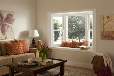 Ideas For Windows In Living Room by Replacement Bay Bow Windows Simonton Windows Doors