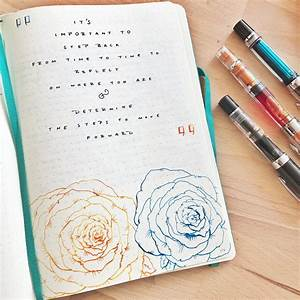 Add Quotes to your Bullet Journal to Gain Clarity — Tiny