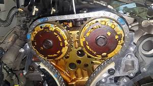 2004 Cadillac Cts 3 6 Stage 1 And Stage 2 Timing Chain Alignment And Torque Specifications