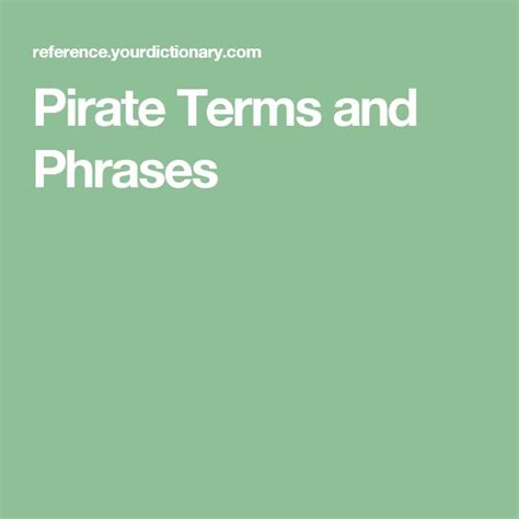 Bedroom Talk Phrases by 25 Best Ideas About Pirate Phrases On Pirate