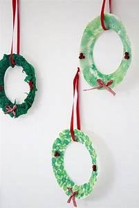 Basteln Weihnachten Kinder : kranz basteln ideen lavendelblog ~ Eleganceandgraceweddings.com Haus und Dekorationen