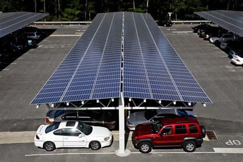 The Bay Area Is A Solar Carport Hotspot  Nbc Bay Area