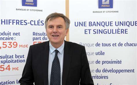 quot la banque postale est une vraie banque de d 233 quot assure pr 233 sident sud ouest fr