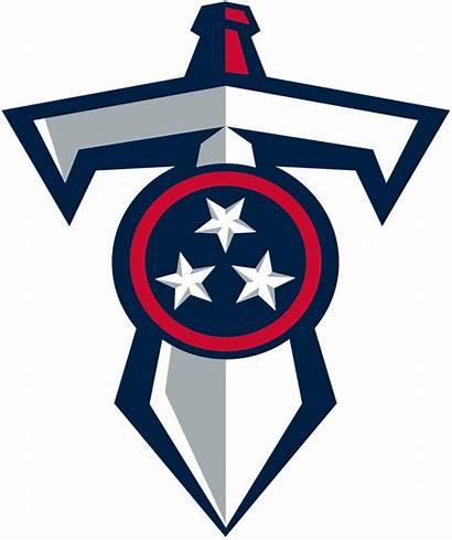 Titans Tennessee Logos Alternate Nfl Football Shield