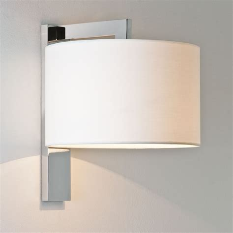 astro lighting 7078 ravello wall light in polished chrome