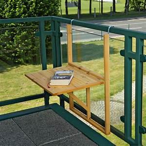 Hängetisch Balkon Geländer : klappbarer balkontischder klappbare balkontisch ist der absolute platzsparer auf ihrem balkon ~ Whattoseeinmadrid.com Haus und Dekorationen