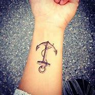 якорь татуировка значение для девушки