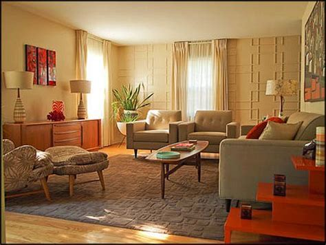 Decorating theme bedrooms   Maries Manor: Retro mod style