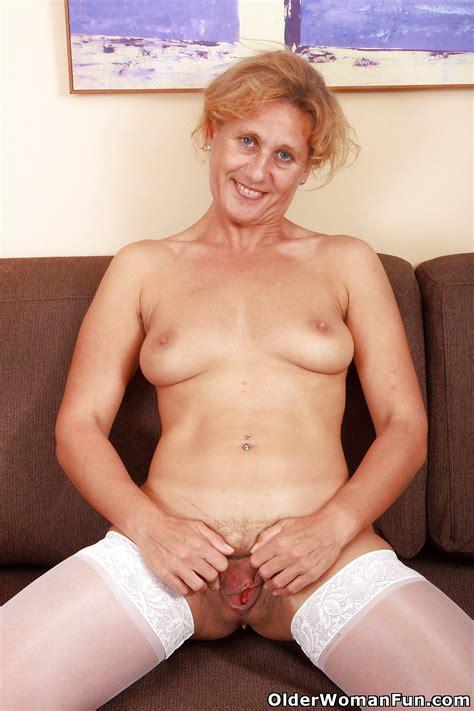 Hairy Grandma Inge From Olderwomanfun 16 Pics