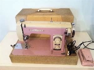 Vintage Brother 220 Super Streamliner | mid-century sewing ...