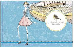 Chrissy39s Fashion Blog The Updated Portfolio Cover Page